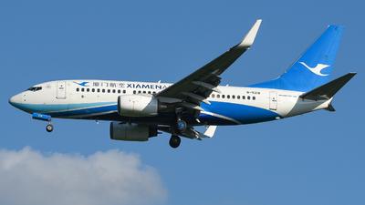B-5218 - Boeing 737-75C - Xiamen Airlines