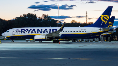 SP-RSR - Boeing 737-8AS - Ryanair Sun