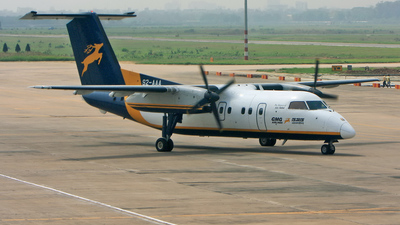 S2-AAA - Bombardier Dash 8-102A - GMG airlines