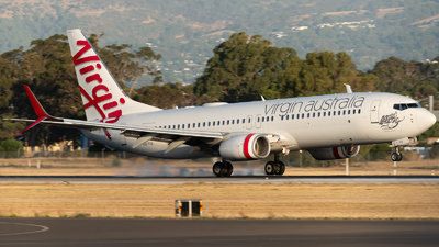 A picture of VHYIV - Boeing 7378FE - Virgin Australia - © Mitch Coad
