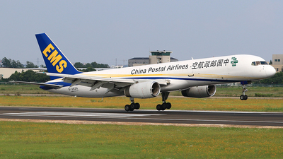 B-2824 - Boeing 757-21B(PCF) - China Postal Airlines