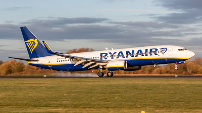EI-FTI - Boeing 737-8AS - Ryanair