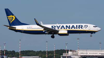 A picture of 9HQDM - Boeing 7378AS - Ryanair - © Julian Mittnacht