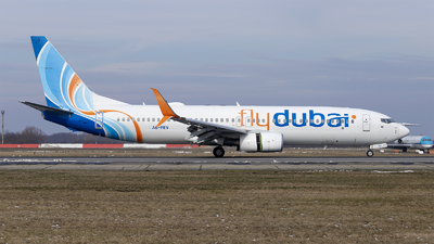A picture of A6FEV - Boeing 7378KN - FlyDubai - © Loredana Cioclei