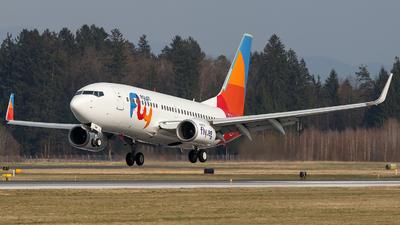 SU-TMM - Boeing 737-76J - FlyEgypt