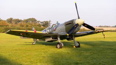 G-AWII - Supermarine Spitfire Mk.VC - Private