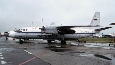 RA-47748 - Antonov An-24B - Aeroflot