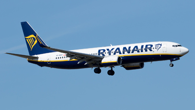 A picture of SPRKB - Boeing 7378AS - Ryanair - © RAFAL KUKOWSKI