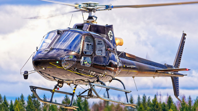 SE-JTF - Airbus Helicopters H125 - Scandair Helicopter