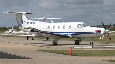 M-DRIL - Pilatus PC-12/47E - Private