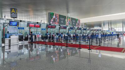 ZSWZ - Airport - Terminal