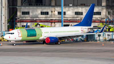 LY-FBB - Boeing 737-8F2(BCF) - Untitled
