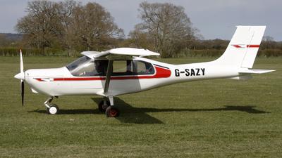 G-SAZY - Jabiru J400 - Private