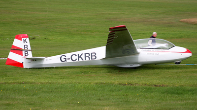 G-CKRB - Schleicher ASK-13 - Derbyshire and Lancashire Gliding Club