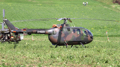 D-HEER - MBB Bo105CBS-4 - Private