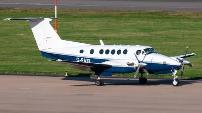 G-RAFL - Beechcraft B200 Super King Air - United Kingdom - Royal Air Force (RAF)