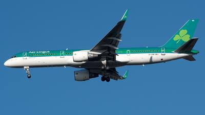 EI-LBR - Boeing 757-2Q8 - Aer Lingus