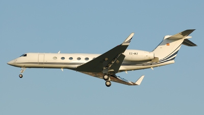 EC-IRZ - Gulfstream G-V - Gestair Private Jets