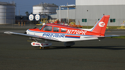 A picture of N770PR - Piper PA28161 - [287816510] - © Angel Natal