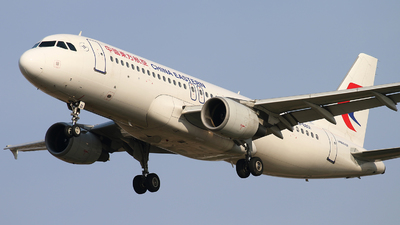 B-6801 - Airbus A320-214 - China Eastern Airlines