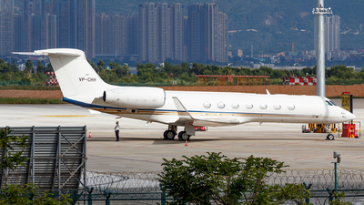 VP-CHH - Gulfstream G550 - Private