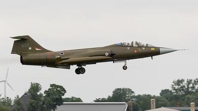 LN-STF - Lockheed F-104D Starfighter - Private