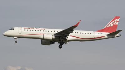4L-TGH - Embraer 190-100IGW - Georgian Airways