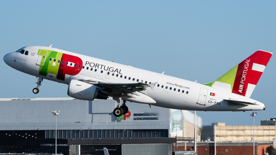 CS-TTV - Airbus A319-112 - TAP Air Portugal