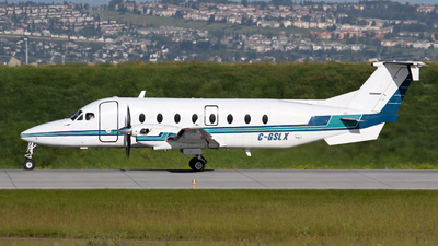 C-GSLX - Beech 1900D - Sunwest Aviation