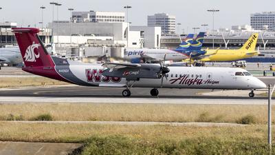 N401QX - Bombardier Dash 8-Q402 - Horizon Air
