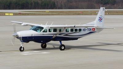 HB-TEN - Cessna 208B Grand Caravan EX - Swiss Flight Services (SFS)