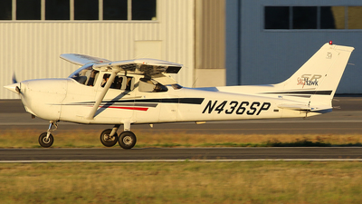 N436SP - Cessna 172S Skyhawk SP - Private
