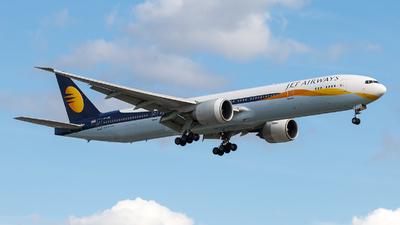 VT-JEQ - Boeing 777-35RER - Jet Airways