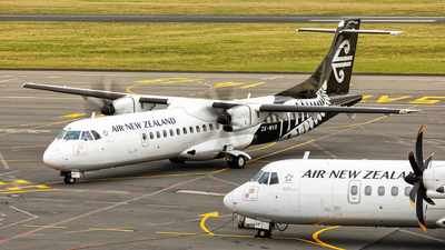 ZK-MVO - ATR 72-212A(600) - Air New Zealand Link (Mount Cook Airline)