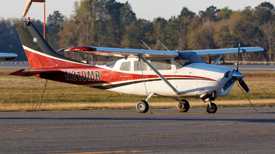 N210MR - Cessna T210F Turbo Centurion - Private