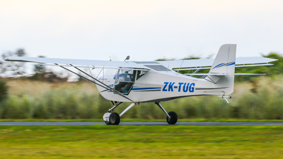 A picture of ZKTUG - Aeropro Eurofox 3K - [38213] - © C. v. Grinsven