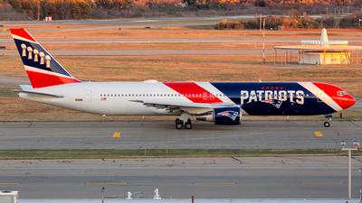 N36NE - Boeing 767-323(ER) - Private