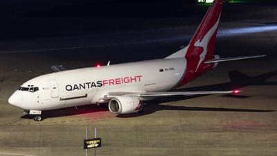 VH-XML - Boeing 737-376(SF) - Qantas Freight (Express Freighters Australia)