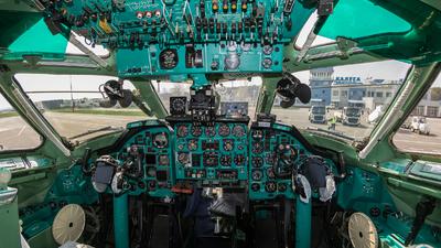 RA-65726 - Tupolev Tu-134A-3 - Kosmos Airlines (KSM)