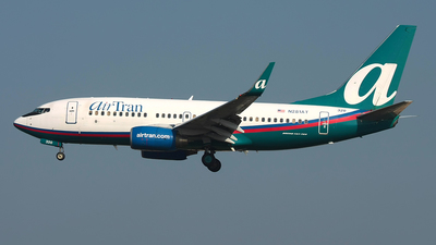 N281AT - Boeing 737-7BD - airTran Airways