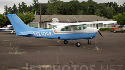 N210AK - Cessna 210 Centurion - Private