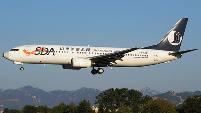 B-5321 - Boeing 737-8AL - Shandong Airlines