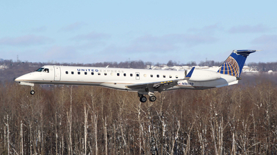 A picture of N16170 - Embraer ERJ145XR - United Airlines - © Guy Langlois