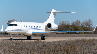 N900GX - Bombardier BD-700-1A11 Global 5000 - Private