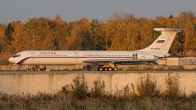 A picture of RA86540 - Ilyushin Il62M - Rossiya  Special Flight Squadron - © Patrick Zwerger (PvS)