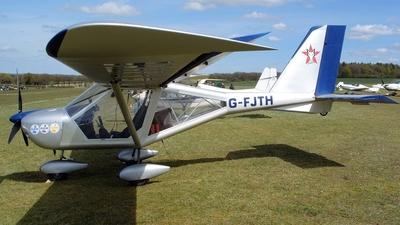 A picture of GFJTH - Aeroprakt A22 Foxbat - [PFA 31713928] - © Glyn Charles Jones