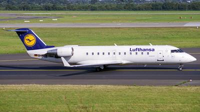 D-ACJI - Bombardier CRJ-200LR - Lufthansa