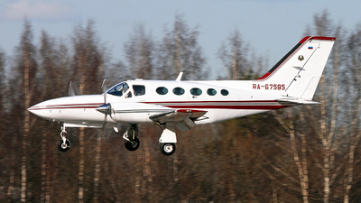 RA-67595 - Cessna 421C Golden Eagle - Private