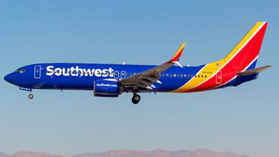 A picture of N8305E - Boeing 7378H4 - Southwest Airlines - © Terrill L. Murriel