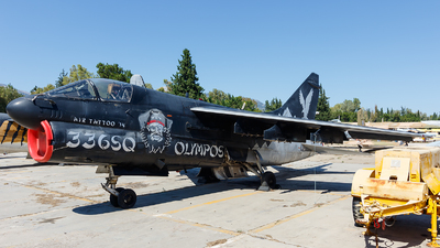 160616 - LTV A-7E Corsair II - Greece - Air Force